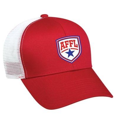 AFFL Red Cap