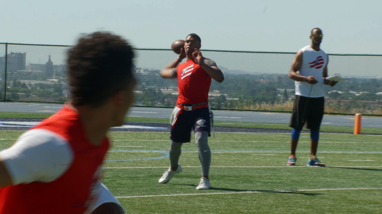 The American Flag Football League – Final Scrimmage